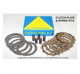 KITS EMBRAGUE AOKI HONDA CR80 - 85 86-07 1.0001