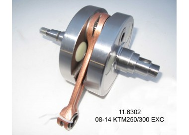 CIGÜEÑAL AOKI KTM 250/300 EXC'08-19    11.6302