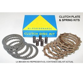 KIT EMBRAGUE AOKI SUZUKI DRZ400 '00-12 /LTZ 400'03-04 1.0105