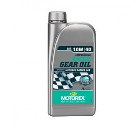ACEITE CAMBIO MOTOREX RACING GEAR OIL 10W40