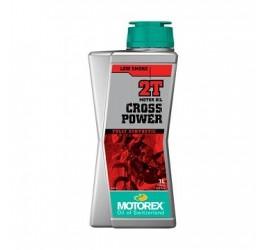 ACEITE MEZCLA MOTOREX CROSS POWER 2T
