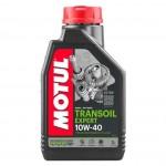 ACEITE MOTOR MOTUL TRANSOIL EXPERT SAE 10W40
